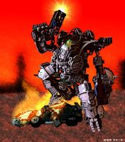 Arsus VI in action by QuQuS