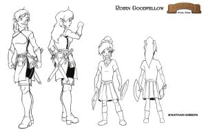 Robin Goodfellow - Updated by Transbot9