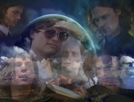 Spencer Reid No. 12. by LuluDarling