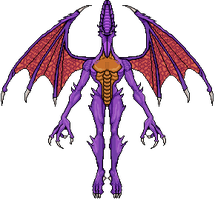 Ridley (Other M) by birdman91
