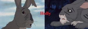 Watership VERSUS 7:Holly by CrispinVCampion