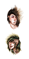 Punkheads by Death-and-Dreams