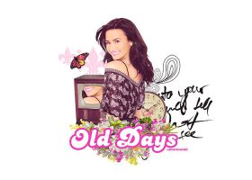 Lovato's Old Days by wonderdesigns