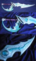 Aion Flarestorm Sword by the-mirror-melts
