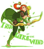 Windrunner by g138