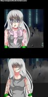 Virus mini comic by MegaMel13