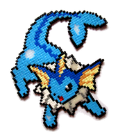 #134 - Vaporeon by Aenea-Jones