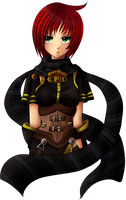 Star Ocean 3: Nel Zelpher by ChaoticBlossoms