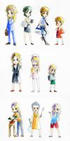 Ideal Family by BX211