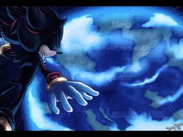 Sonic Adventure 2 - Shadow by icha-icha