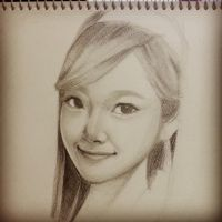 Jessica SNSD/GIrl'S Generation/ Shoujo Jidai by thumbelin0811