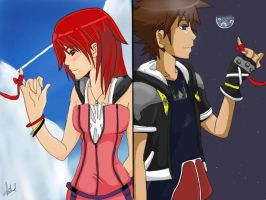Kingdom Hearts~ Keeping The Promise by PremiumandGold