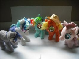 Newest batch of ponies I'm selling by SecludedOtaku