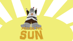 Solaire Wallpaper. by FredrickTheCreeper