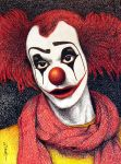 Clown by Jose-Garel-Alvoeiro