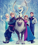 Frozen gang picture by UnicornRarity