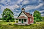 School House by richardwhisner