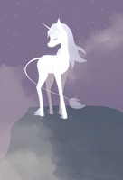 The Last Unicorn by Aer0Hail