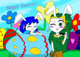 TxE - Happy Easter by MeganekkoPlymouth241