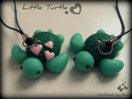 Little Turtle by Maca-mau