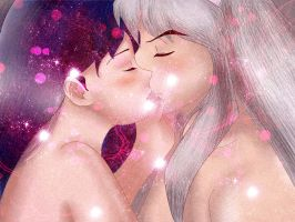 kagome love by kagome455