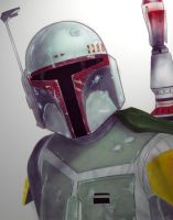 Boba Fett by DarthTerry