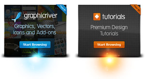 Graphicriver and Tutsplus by MosheSeldin