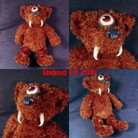 Poggle Plush Doll by Undead-Art