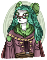 Neopets AG Entry: Xandra by Blesses
