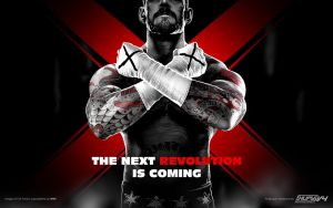 The Next Revolution is Coming CM Punk wallpaper by AlphaMoxley95