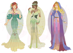 Disney Mucha Xstitch Patterns 3 (Hannah-Alexander) by pinkythepink