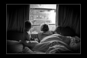 first morning of the holiday by theoden06