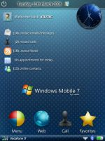 Windows Mobile 7 by xazac87