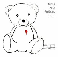 bears have feelings too, 2 by lady-sonea