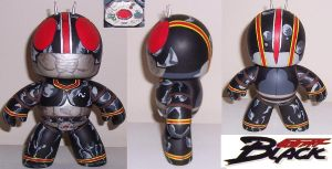 Kamen Rider Black Mighty Mugg by Calcifer-Boheme