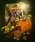 Hallow's Fae by Michelle84 by Radschel