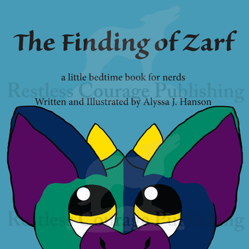 The Finding of Zarf :: Cover by restlesscourage