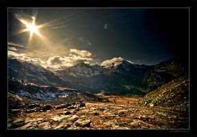 Rauris Valley by miki3d