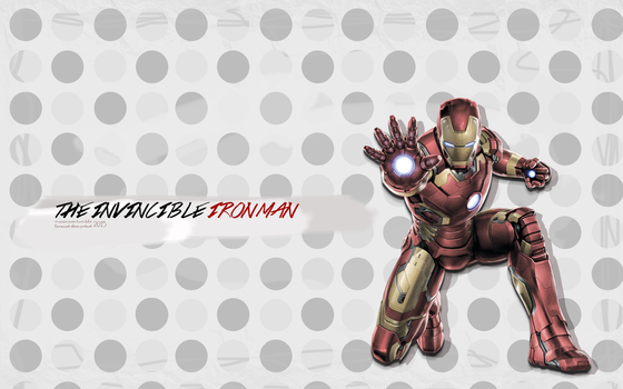 The Invincible Iron Man version LG by Lenesset