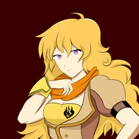 Yang Xiao Long [RWBY] by rdarius