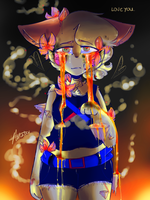 ::Covered In Love Burns:: by Buttercup1220