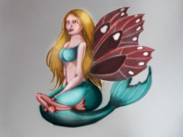 Mermaid Fairy Edited-5 by mocksey