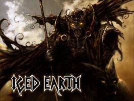 ICED EARTH - 4 by punisherdeath666