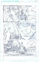Daredevil Marvel Sample Page 2 by aminamat