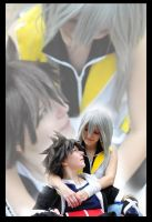 Forever and ever - SoRiku - by JunAkera
