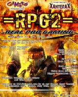 Real Pro Gaming 2 Flyer by nrxia