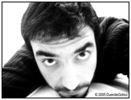 me... by DuendeGotico