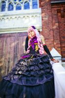 Megurine Luka. Dragon ver. by AmiKaSwallow