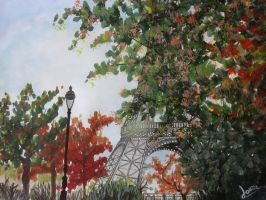 Autumn in Paris by Lally2992