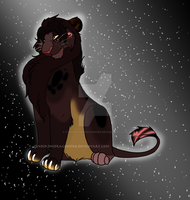 Male lion breedable by Cynderthedragon5768